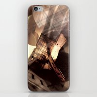 text iPhone & iPod Skins featuring TEXT. by Amelia Temple