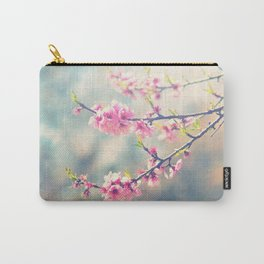 Renewal. Spring blossoms. Carry-All Pouch