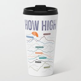 how high Travel Mug