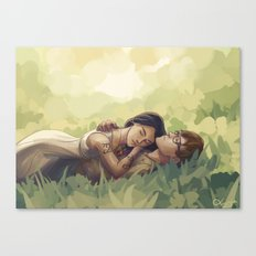 Sizzy Canvas Print