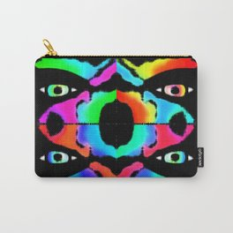 Ink Blot Eye Carry-All Pouch