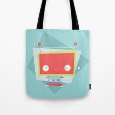 Robot Error! Tote Bag