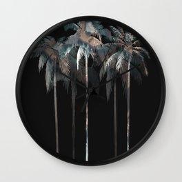 Hawaii Forest 1 Wall Clock