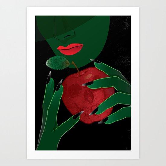 Halloween pt. 2 Art Print