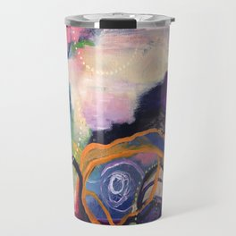 Lace & Spiral Travel Mug
