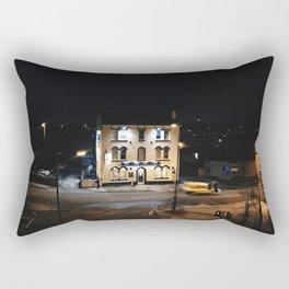 Derby local motel Rectangular Pillow