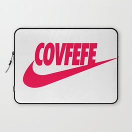 Covfefe [PINK] Laptop Sleeve