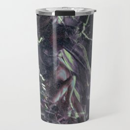 Beware a calm surface—you never know what lies beneath. Travel Mug