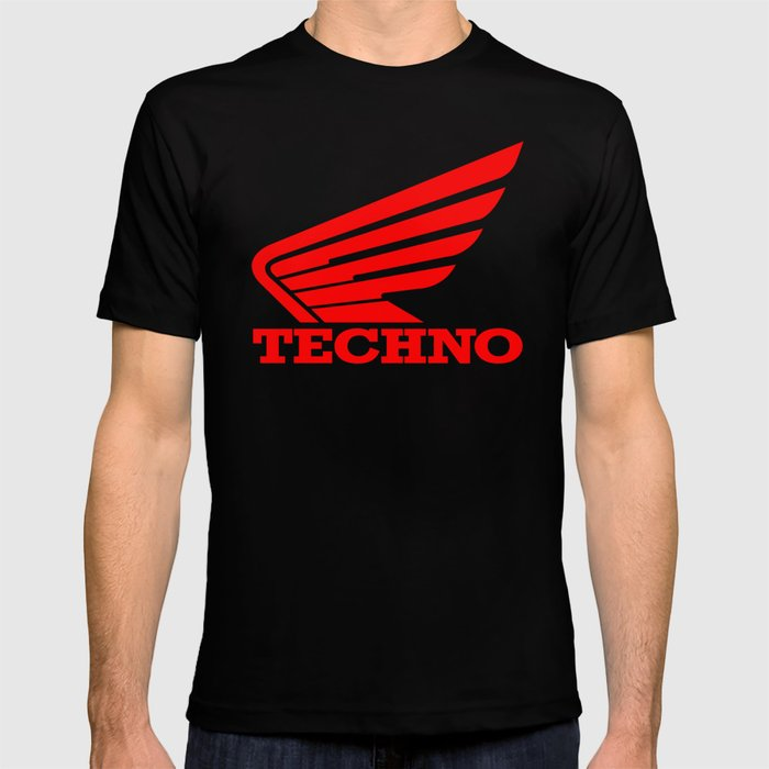 incontrare f0bc8 679c2 TECHNO T-shirt by hypnoboy