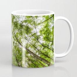 The Ancient Tree Canopy Coffee Mug