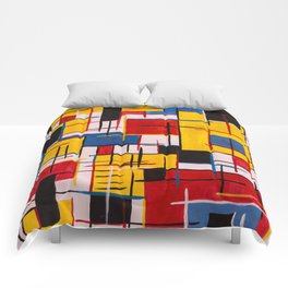 Peace and Panic Comforters