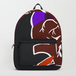 anatomic heart Backpack