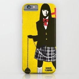 Gogo Yubari Kill Bill art iPhone Case