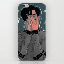 Stress iPhone Skin
