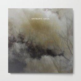 Entropic Saga Metal Print