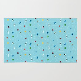 Flight of the Insects Rug