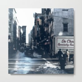 New York City: Soho 1996 Metal Print