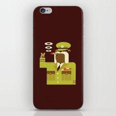 Major Winston Bulldog iPhone & iPod Skin
