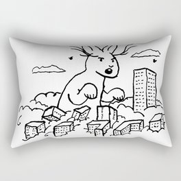 Gigantic Rectangular Pillow