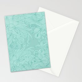 Fantastic flowers Stationery Cards