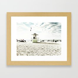 dazzled Framed Art Print