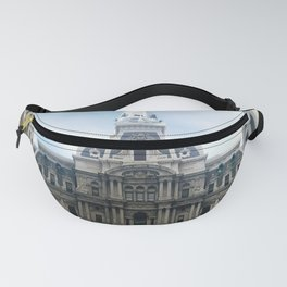 City Hall from Broad Street Fanny Pack