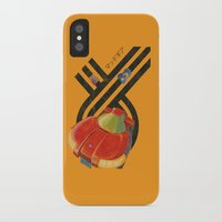 led zeppelin iPhone & iPod Cases featuring Led Storm by Slippytee Clothing