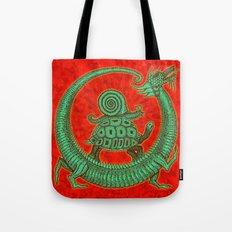 aghira jade Tote Bag
