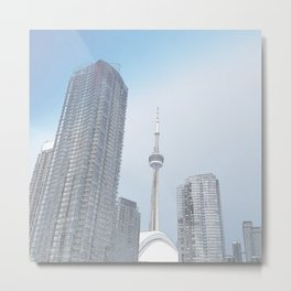Toronto, Toronto! Metal Print