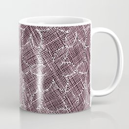 Ink Weaves: Blush Flowers Coffee Mug
