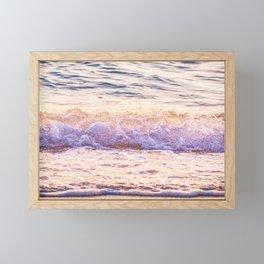 Atlantic Ocean Waves 4185 Framed Mini Art Print