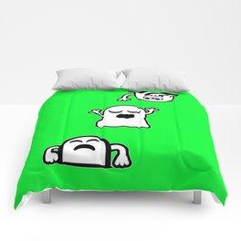 Peek-A-Boos Comforters