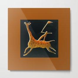 Abstract Safari - Wanderer II Metal Print