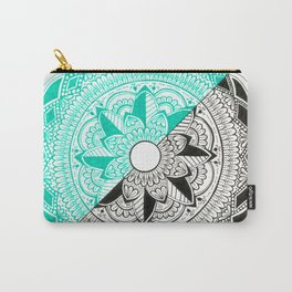 Two Sides Of A Story Carry-All Pouch