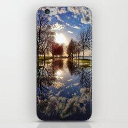 Glass Path iPhone Skin