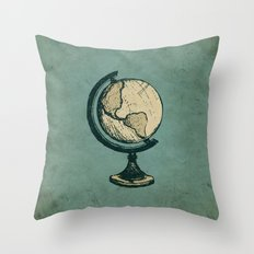 Travel On Throw Pillow
