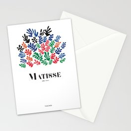 Matisse Painting Art Print Stationery Cards