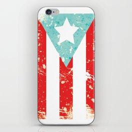 Mi Bandera iPhone Skin