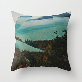 SŸNK Throw Pillow