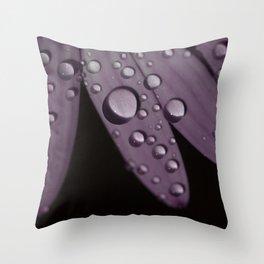 Petal Power 3 Throw Pillow