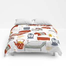 Kashta Comforters