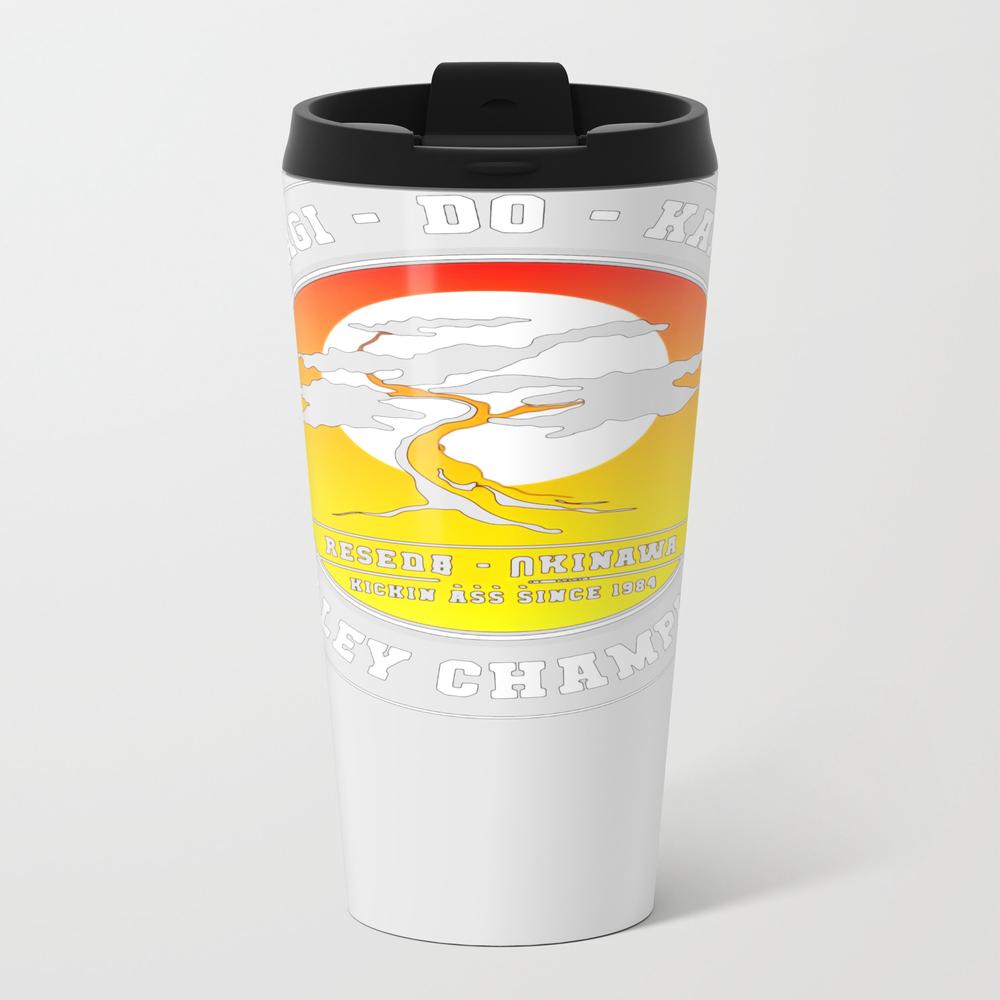 Karate Kid - Mr Miyagi Do Black Variant Travel Mug TRM8948791