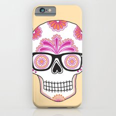 sugar skull #bonethug iPhone 6s Slim Case