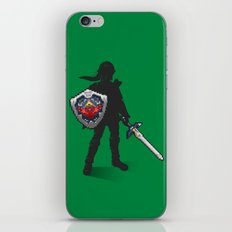 Fighter iPhone & iPod Skin