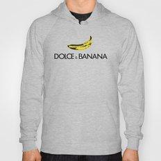 Dolce & Banana white BG Hoody