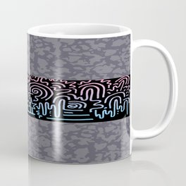 Clean Stripe (Vice) Coffee Mug