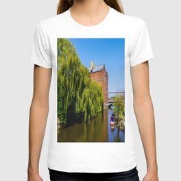 Historic Flour Mill. T-shirt