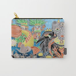 koi temple Carry-All Pouch