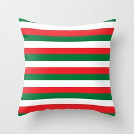 Campania scooters. Throw Pillow