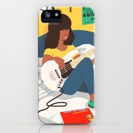 Practice Time 3 iPhone Case